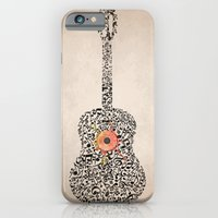 Guitar Notes iPhone 6 Slim Case
