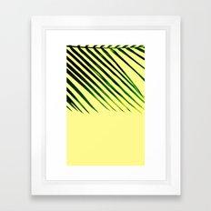 Sun is Shining Framed Art Print