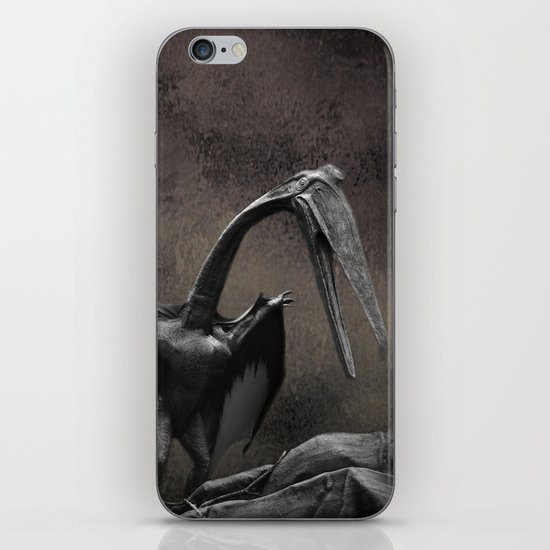 Prehistoric iPhone & iPod Skin