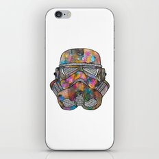 Stormtrooper Galaxy iPhone & iPod Skin