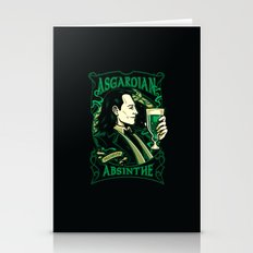 Asgardian Absinthe Stationery Cards