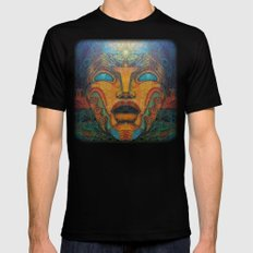 Beauty Within Mens Fitted Tee SMALL Black