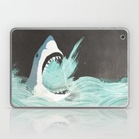 Great White Laptop & iPad Skin