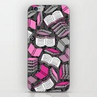 So Many Books... iPhone & iPod Skin