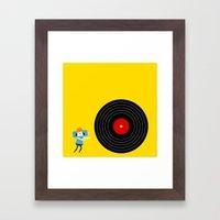 U Rollin' GOOD! Framed Art Print