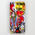 Remember love  iPhone & iPod Skin