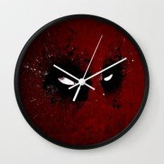 DeadMouth Wall Clock
