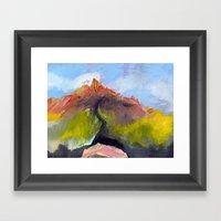 Saddlerock 1 Framed Art Print