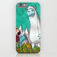 Paul Bunyan About To Get… iPhone 6 Slim Case