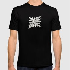 Uxitol (Struggle) SMALL Mens Fitted Tee Black