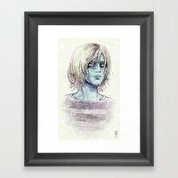 Resurrected Framed Art Print