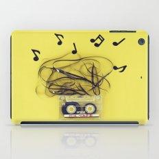 Mix Tape (ANALOG ZINE) iPad Case