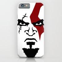 Kratos Face iPhone 6 Slim Case