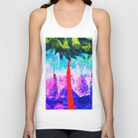 Reaching For The Stars Unisex Tank Top