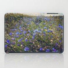 Cornflowers iPad Case
