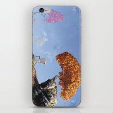 Leaf Peepers iPhone & iPod Skin