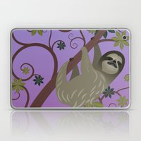 Sloth in a Tree Laptop & iPad Skin