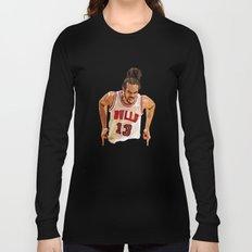 Geometric Noah Long Sleeve T-shirt