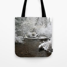 South Willowbrook Tote Bag