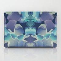 Micro Blue iPad Case