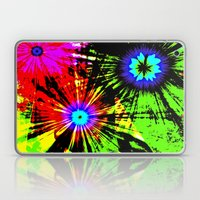Flower Psychedelic Laptop & iPad Skin