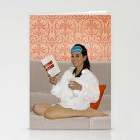 Holly, Breakfast at Tiffany's Stationery Cards
