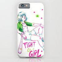 Fight Like A Girl II iPhone 6 Slim Case