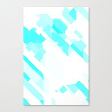 Colder Canvas Print