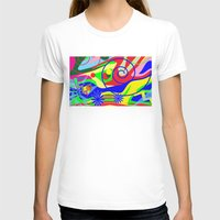 graffiti T-shirts featuring Graffiti by DesignsByMarly