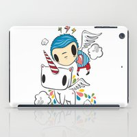 Polypop The Unicorn iPad Case