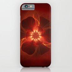 Fire Flower iPhone 6s Slim Case