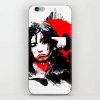 Shiina Ringo iPhone & iPod Skin