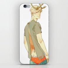 In Cupid's Fashion iPhone & iPod Skin