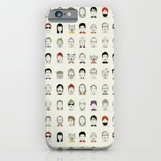 The Characters of W Slim Case iPhone 6s