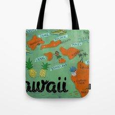 HAWAII Tote Bag