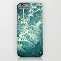 iPhone & iPod Case featuring Water II by Dr. Lukas Brezak
