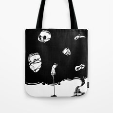 Tinta Negra Tote Bag