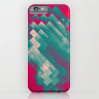 iPhone & iPod Case featuring frysyn pyssxyn by Spires