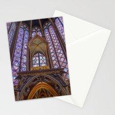 Sainte Chapelle - Paris Stationery Cards