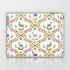 A Llama Folk Tale Laptop & iPad Skin