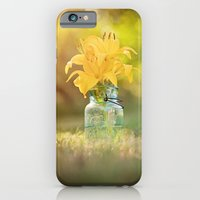 iPhone & iPod Case featuring Joyful Yellow by Angela Stansell Photography