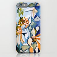 Carnival of Daisies iPhone 6 Slim Case