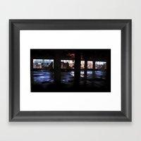 Reflecting  Framed Art Print