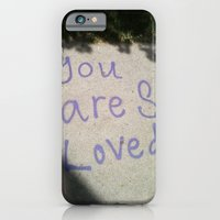 You Are So Loved ~ Sidew… iPhone 6 Slim Case