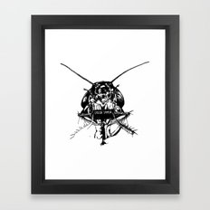 The Metamorphosis Framed Art Print