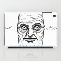Don't Blink iPad Case