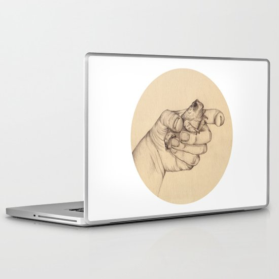 Organic III Laptop & iPad Skin