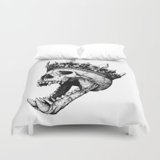 Ancients Kings : The Hound Duvet Cover