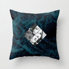 ondine v.2 Throw Pillow