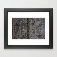 MOLD Framed Art Print